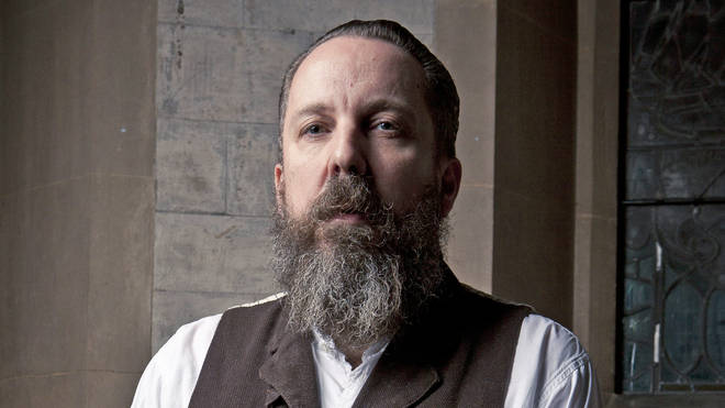 Andrew Weatherall in 2012