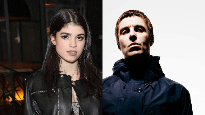 Molly Moorish and her dad and former Oasis frontman Liam Gallagher