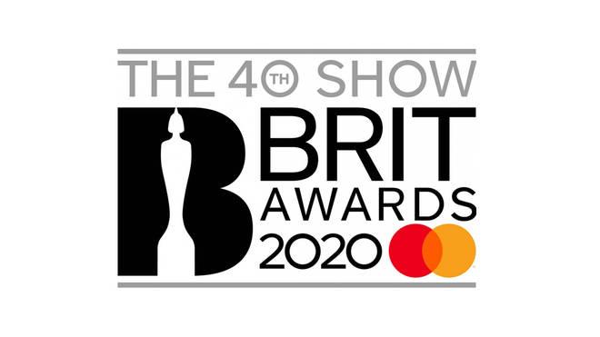 BRIT Awards 2020 logo