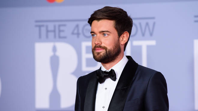 Jack Whitehall attends The BRIT Awards 2020 at The O2 Arena on February 18, 2020