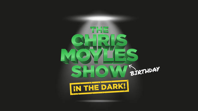 The Chris Moyles birthday show  to take place in the dark