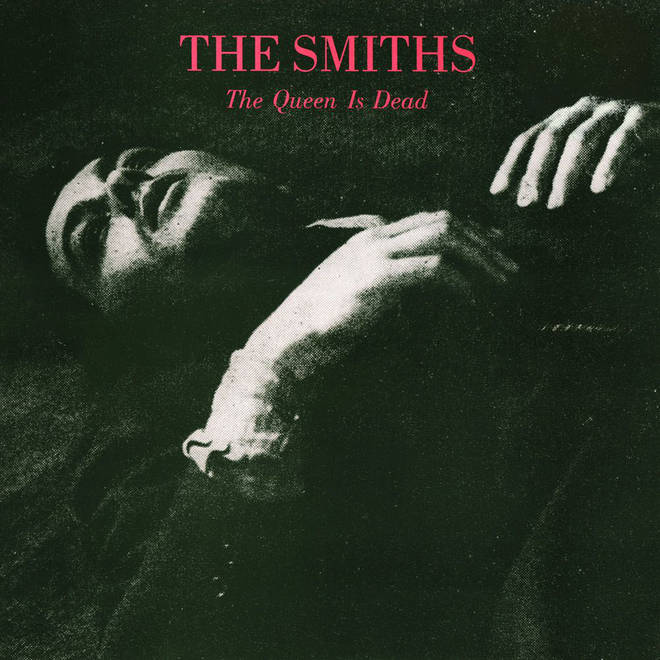 The Smiths - The Queen Is Dead album coevr