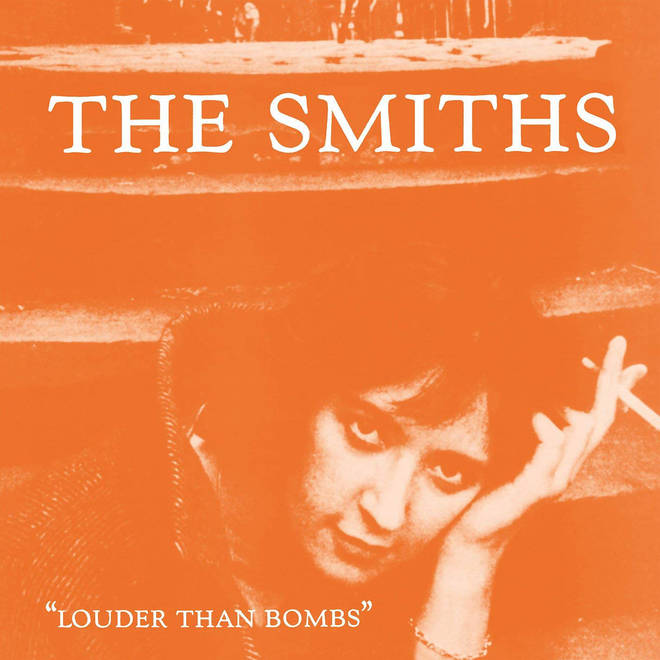 The Smiths - Louder Than Bombs  album cover