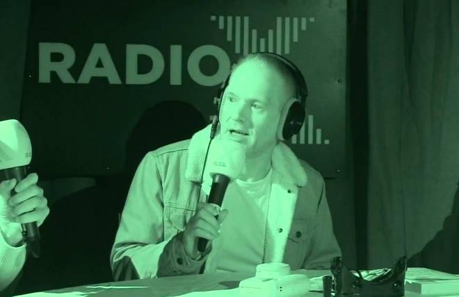 The Chris Moyles Birthday Show In The Dark!