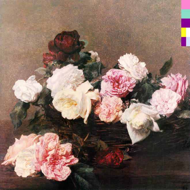 New Order - Power, Corruption & Lies album cover