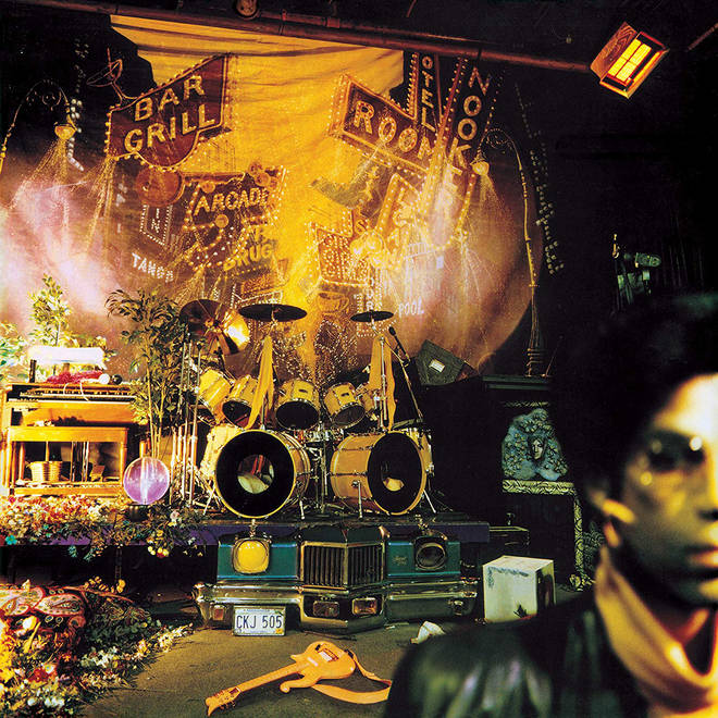 "Prince - Sign ""O"" The Times album cover"