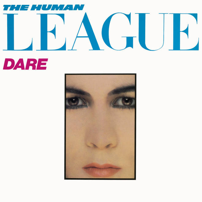 The Human League - Dare album cover