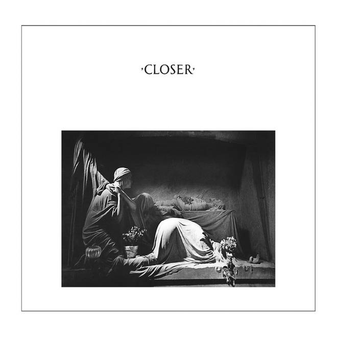 Joy Division - Closer album cover