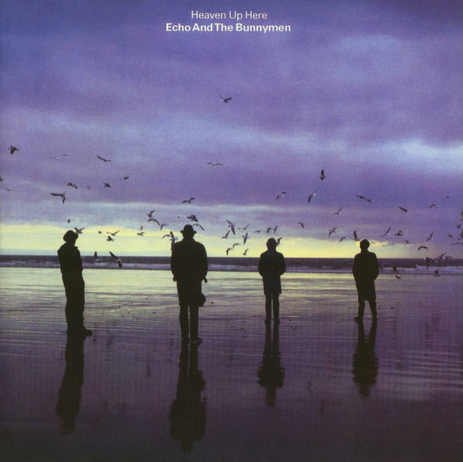 Echo & The Bunnymen - Heaven Up Here album cover