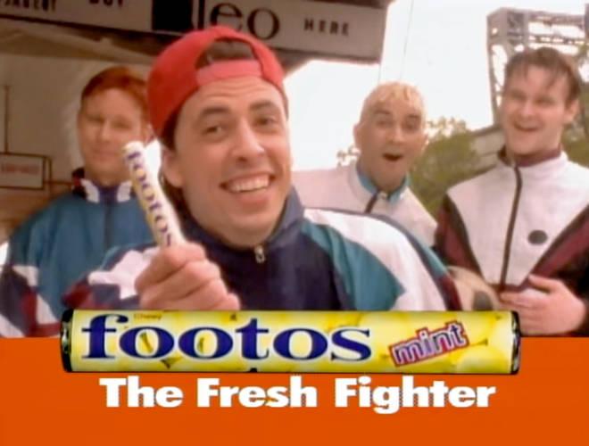 Foo Fighter - Big Me video