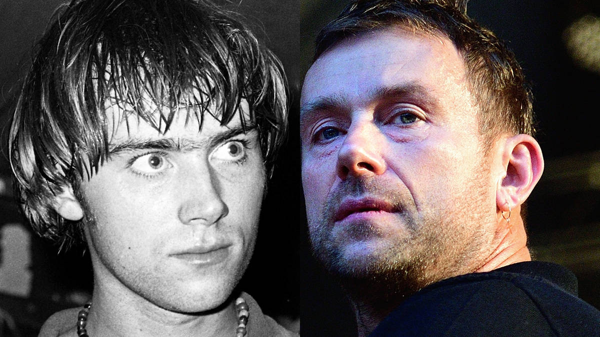 Britpop stars now and then!