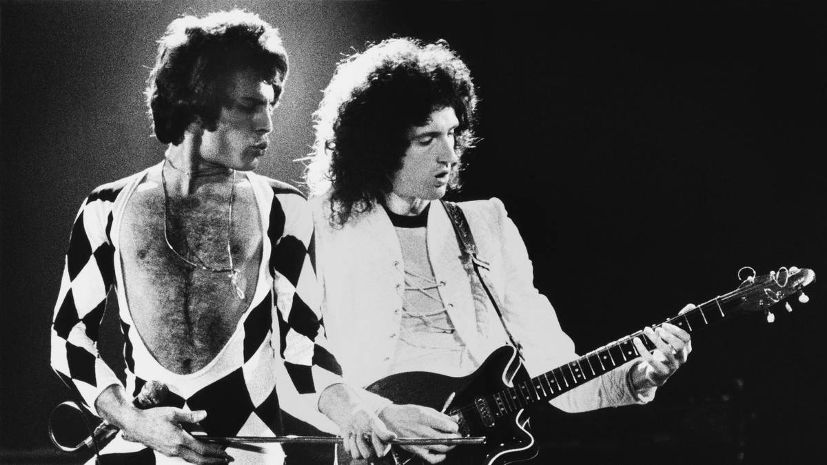 Which Queen songs did Brian May write?