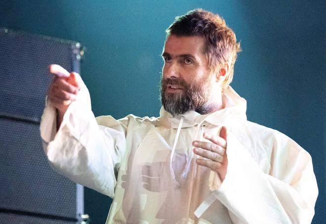 Liam Gallagher plays Austria in February 2020
