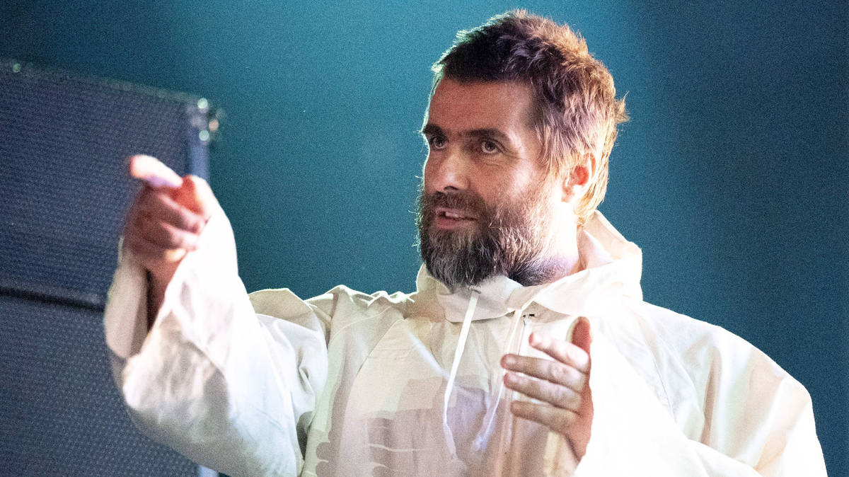 Why Liam Gallagher won't watch Man City at the Etihad