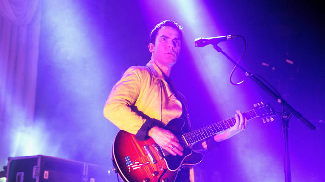 LONDON, ENGLAND - JANUARY 21: Kelly Jones of Stereophonics performs at O2 Kentish Town Forum on January 21, 2020 in London, England. (Photo by Jo Hale/Getty Images for Bauer Media)