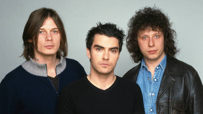 Stereophonics in 2001