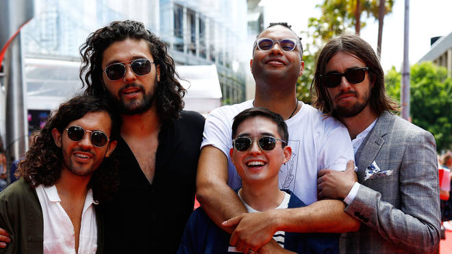 Gang of Youths in 2017
