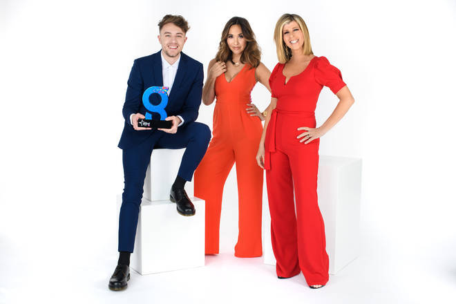 Roman Kemp, Kate Garraway and Myleene Klass to host The Global Awards.