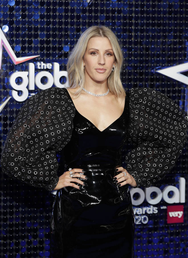 llie Goulding attends The Global Awards 2020 at Eventim Apollo, Hammersmith on March 05, 2020