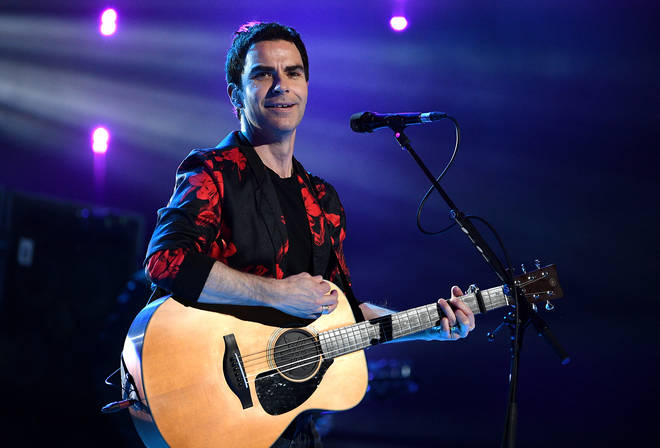Kelly Jones performing with Stereophonics at The Global Awards 2020