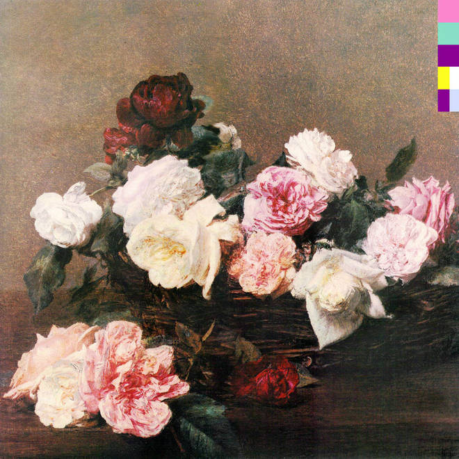 New Order - Power Corruption & Lies album cover