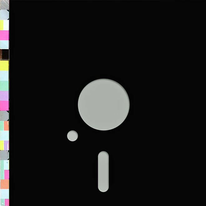 The back cover of New Order's Blue Monday