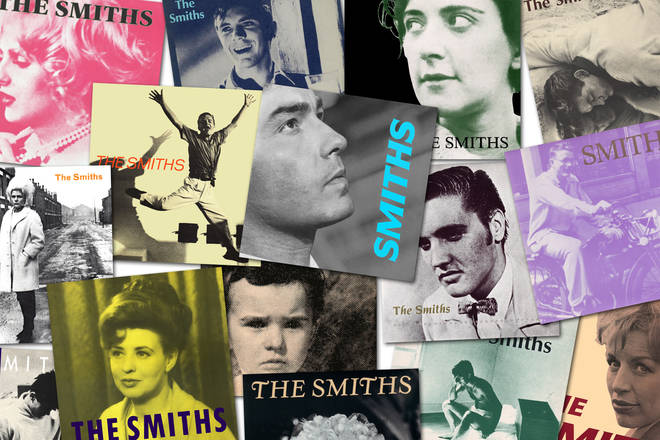 Smiths single covers