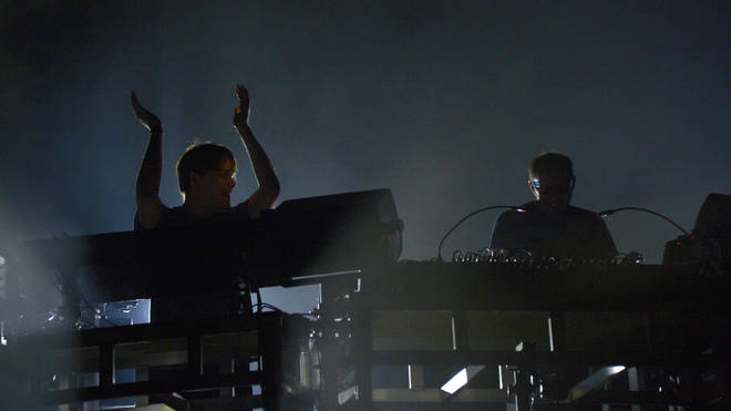 The Chemical Brothers live, 2015