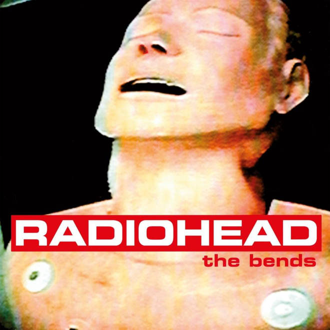 Radiohead - The Bends album cover