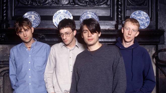 Blur in 1996
