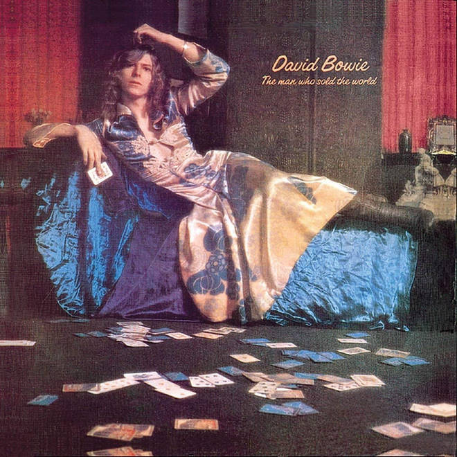 David Bowie - The Man Who Sold The World: MAN IN A DRESS