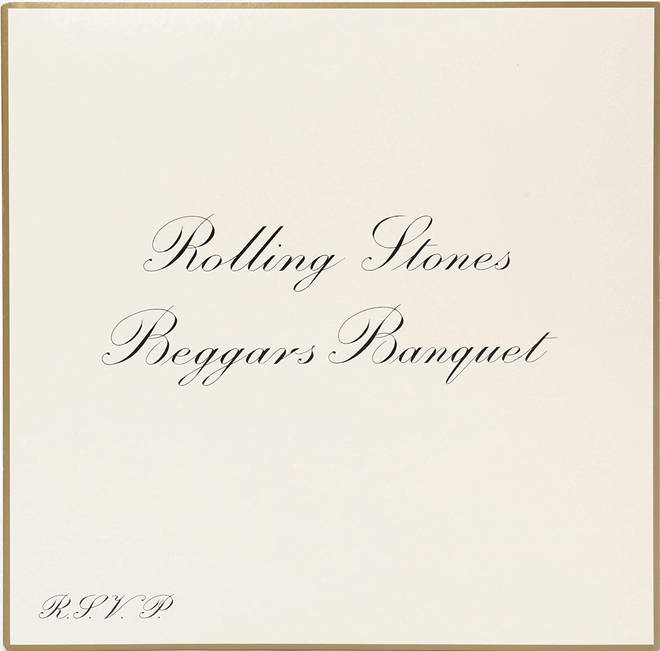 The Rolling Stones - Beggars Banquet: the label's choice