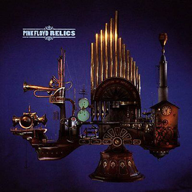 Pink Floyd - Relics: 3D version