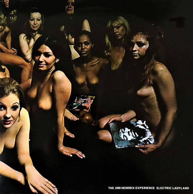 Jimi Hendrix - Electric Ladyland: the design nobody wanted