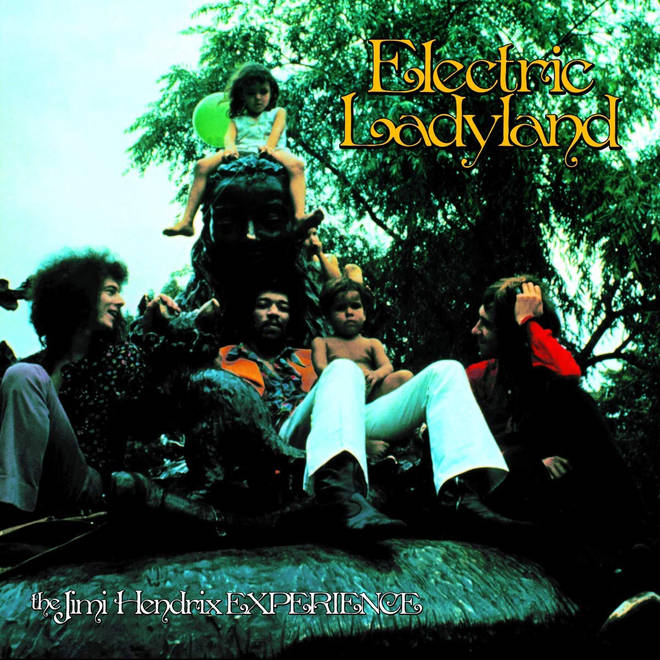 Jimi Hendrix - Electric Ladyland: what Jimi actually asked for