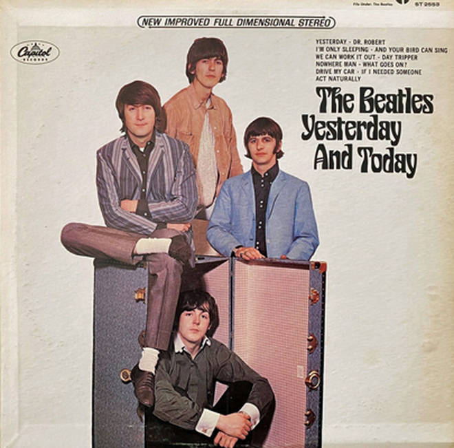 The Beatles - Yesterday And Today: the boring alternative