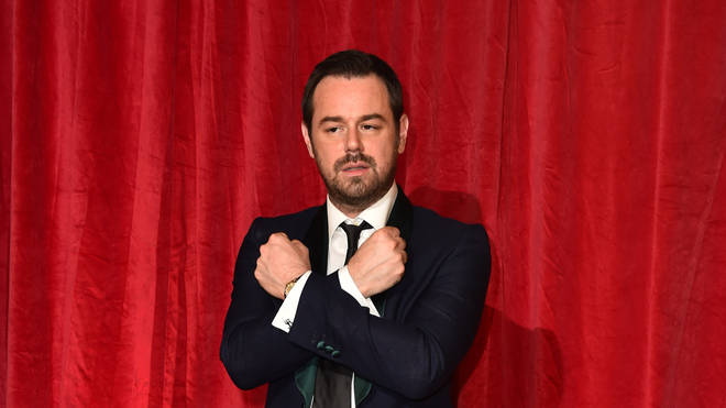 Danny Dyer at the British Soap Awards in 2016
