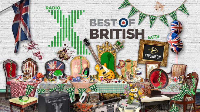 Radio X Best Of British 2020 with Strongbow