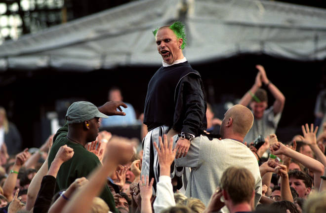 The Prodigy, live at Knebworth, 10 August 1996