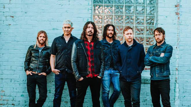 Foo Fighters 2019