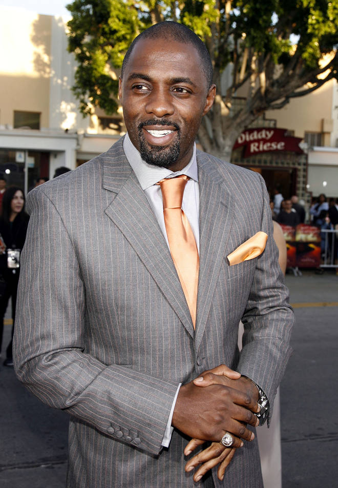 Idris Elba in 2007