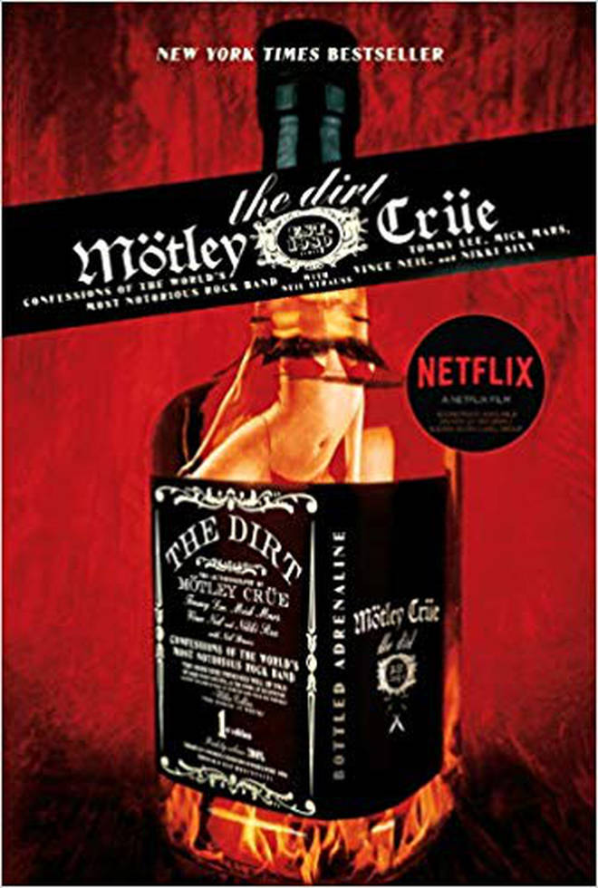 The Dirt - Mötley Crüe & Neil Strauss