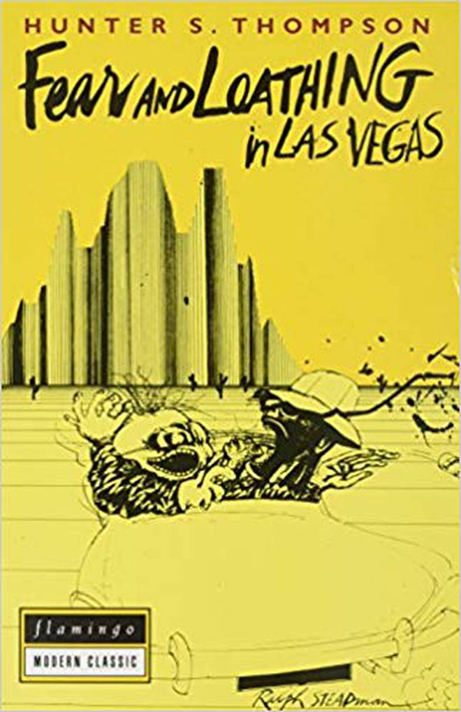 Fear & Loathing In Las Vegas - Hunter S. Thompson