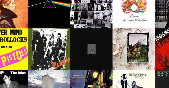 1970s album covers