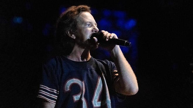 Pearl Jam's Eddie Vedder Concert In Barcelona