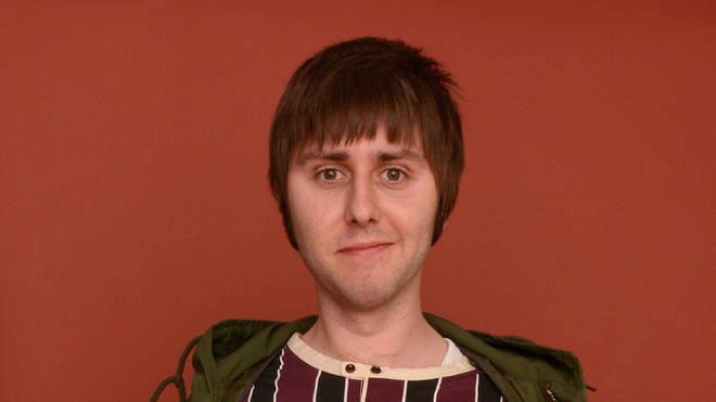 The Inbetweeners star James Buckley in 2013