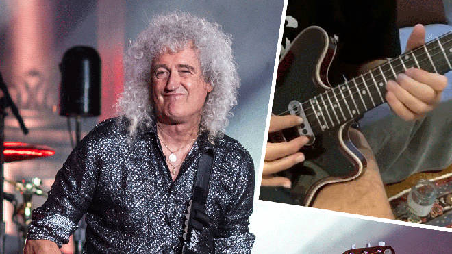 Queen guitarist Brian May teaches Bohemian Rhapsody on Instagram