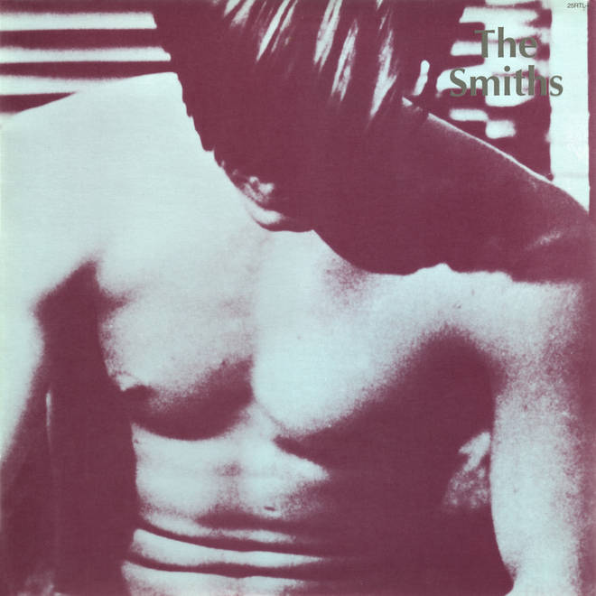 The Smiths debut album cover