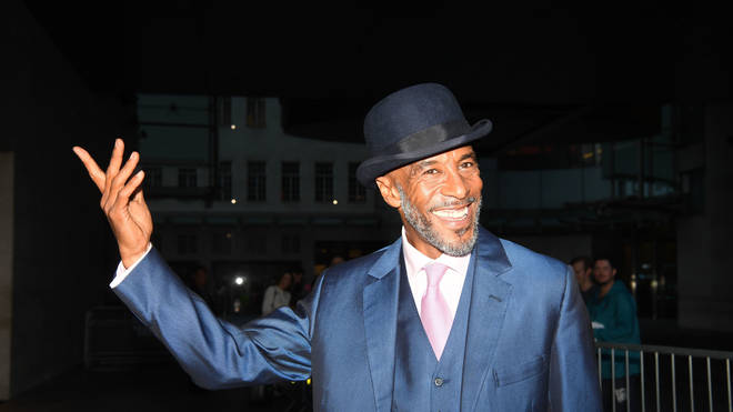 Actor Danny John-Jules in 2018