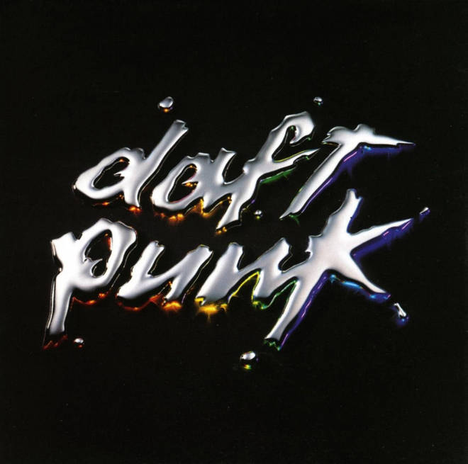 Daft Punk - Discovery album cover
